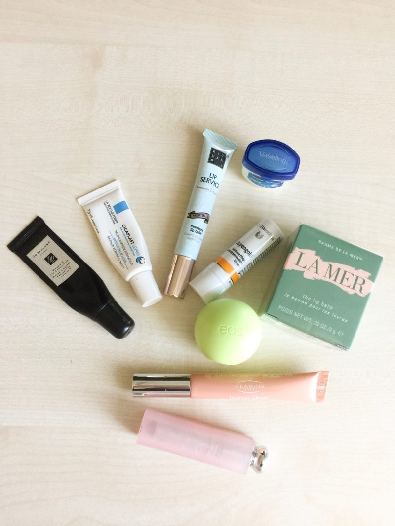 Lip care collection