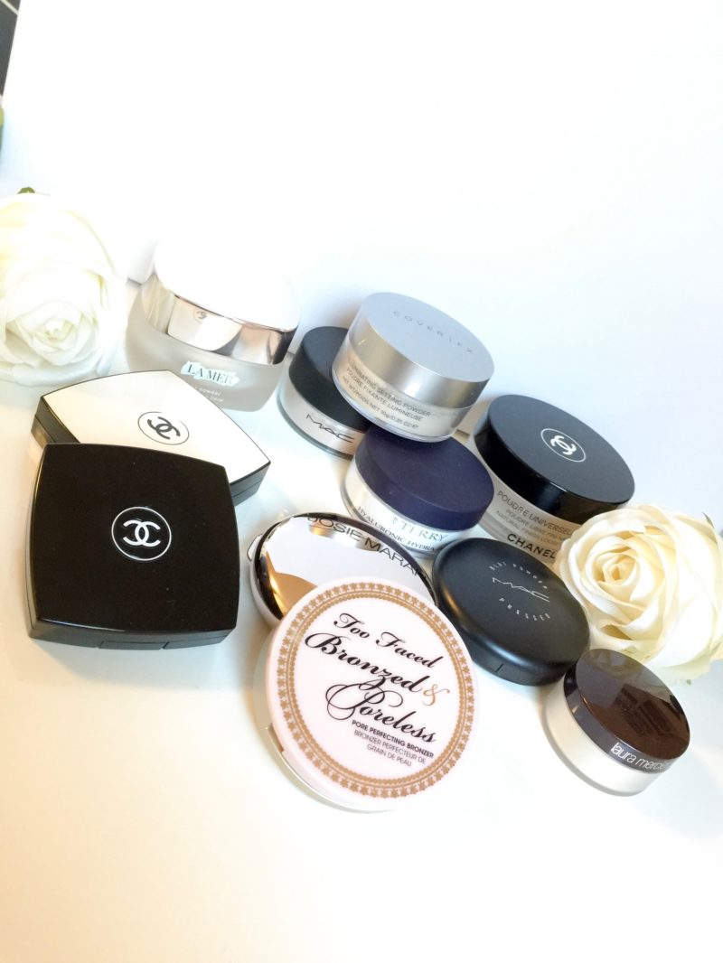 Powder Collection by lifestyle-tale
