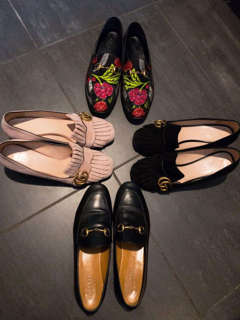 gucci slippers: summer shoes