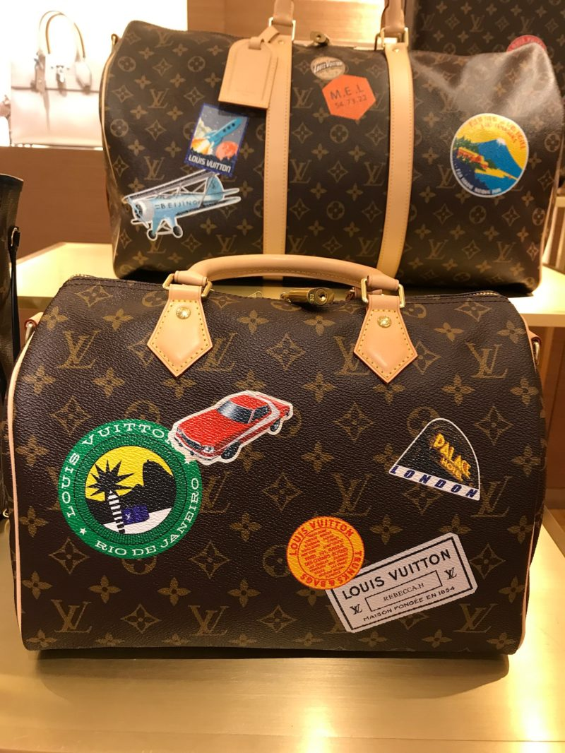 My lv world tour speedy 30 Louis Vuitton