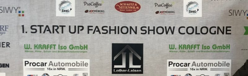 Start-up Fashion Show Cologne