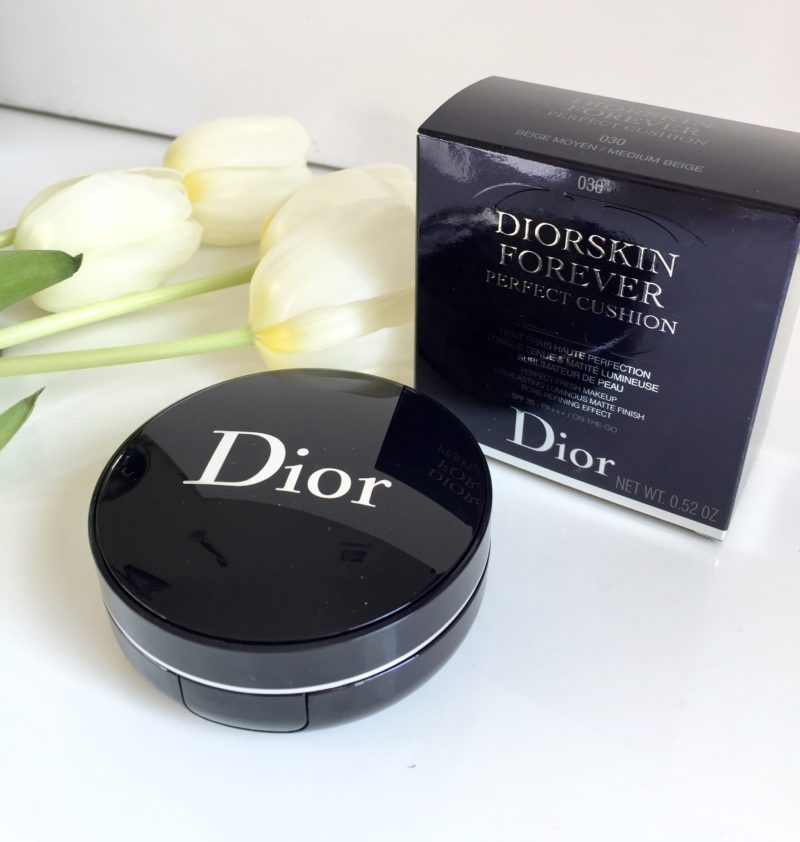 Diorskin Forever Perfect Cushion -Packaging