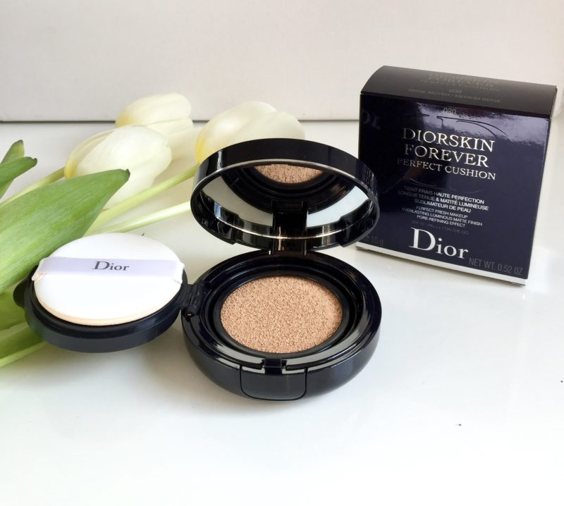 Diorskin Forever Perfect Cushion -open view